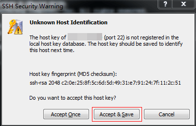 Login Using an SSH Key_Elastic Cloud Server_User Guide_ECSs_ECS